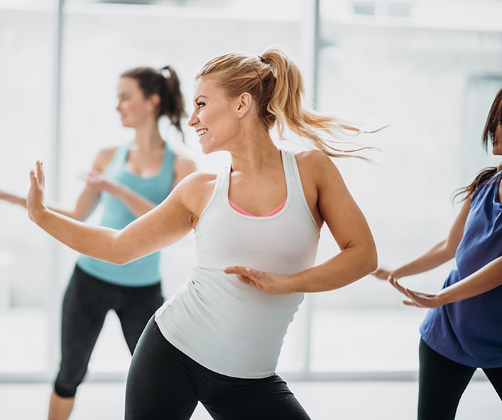 Dance für deine Fitness