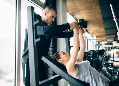 aufmerksame und professionelle Trainingsbetreuung im Fitness-Loft be part of the family