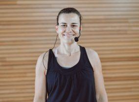Trainerin Jana aus dem Fitness-Loft