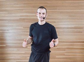 Home Workout von Fitness-Loft Freiburg mit Jakob