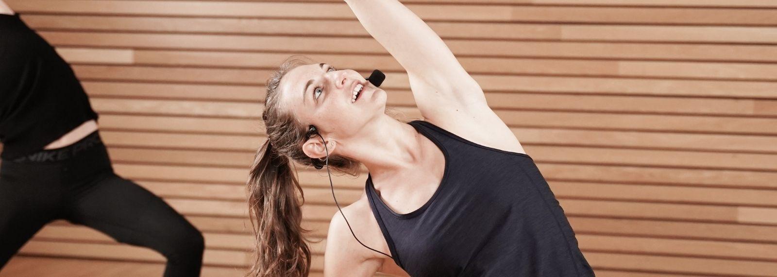 Home Workout mit Fitness-Loft Freiburg