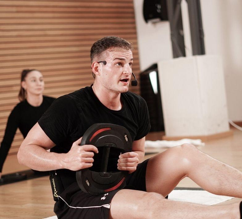 Home Workouts mit Jakob aus dem Fitness-Loft Freiburg