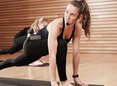 Home Workouts mit Fitness-Loft Freiburg und Trainerin Anne