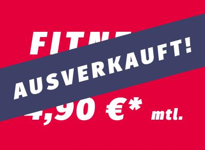 Gründungsmitgliedschaften für 4,90 €* mtl sind ausverkauft