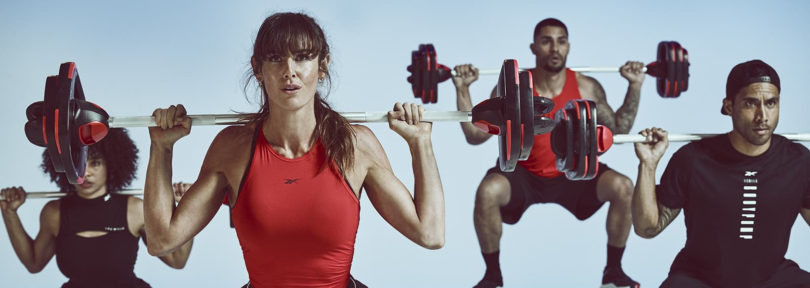 Les Mills Bodypump im Fitness-Loft be part of the family