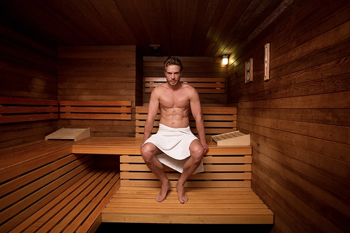 sauna im Fitness-Loft be part of the family