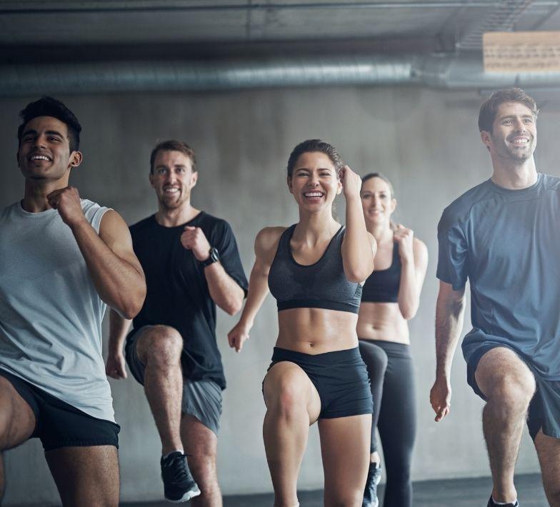 Fitnesstraining nach Trainingspause