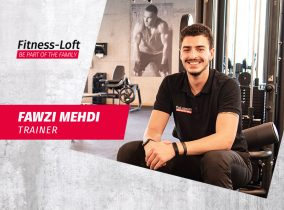 Trainer Fawzi aus dem Fitness-Loft Offenburg