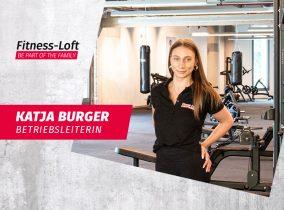 Katja Burger aus dem Fitness-Loft Offenburg