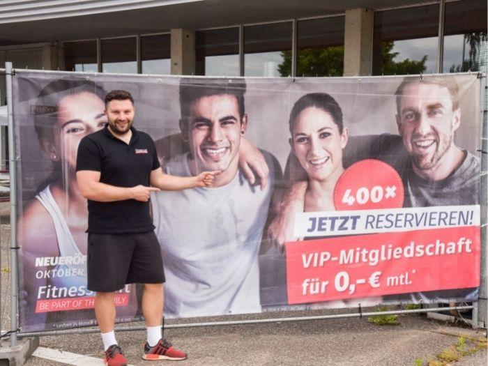 Neueröffnung Fitness-Loft Emmendingen Fitnessstudio