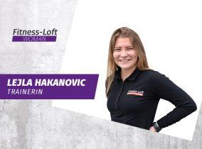Trainerin Lejla Fitness-Loft Woman Emmendingen